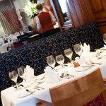 Lake View restaurant at the Lodore Falls hotel