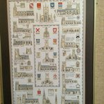 Nice poster of Ripon area churches