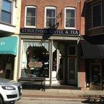 Rendezvous Coffee & Tea, Galena IL