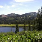 Silver Lake just a short walk away