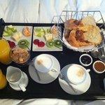 desayuno fantastico