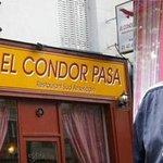 Restaurant El Condor Pasa. Chef Maximo Leiva