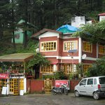 exterior of our property MCLEODGANJ HOMESTAY