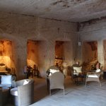 Inside Cave Bar