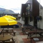 Lochy Beer Garden