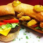 Hamburger and PoBoys