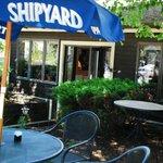 Salt Bay Cafe - Outdoor Dining