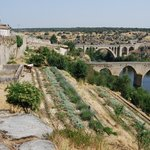 Ledesma city walls and bridges
