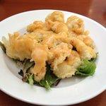 Rocky shrimp