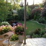 Le beau jardin du logis