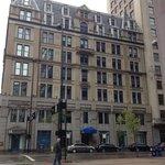 The Cincinnatian Hotel