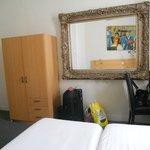 Twin room on 3th floor
