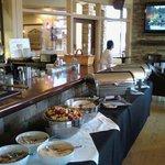Breakfast Buffet in Dining Room/Lounge