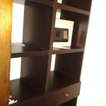 Vestier/Closet y caja de seguridad
