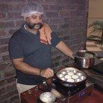 Paddu being made