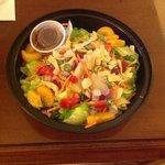 asian salad from Cedars Grill