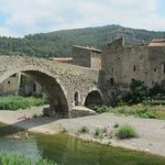 Bridge/river at Lagrasse