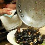 P.E.I. Mussels
