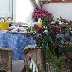 terrazza delle colazioni