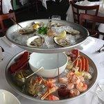 Seafood Plateau - Awesome!