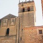 Fachada y torre