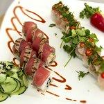 Sushi made daily