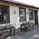 Old charm Cafe at Viu Manent