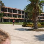 Bungalows at Resort Hotel