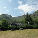New Dungeon Ghyll side on