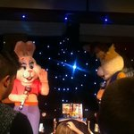 what a show by sparky and sparkle