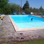 la piscina, una goduria!