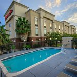 Hampton Inn Houston-Pearland Hotel Pool