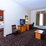 Hampton Inn Houston-Pearland Hotel Suite