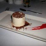Tiramisu (Italian restaurant pud).