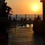 Sunset ft. The Blue Sea Lodge