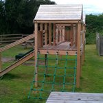 New children's play equipment