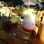 Try a Mai Tai or Lava Flow
