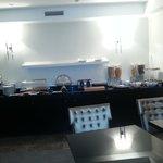 1ere salle de petit déjeuner