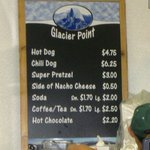 Фотография Glacier Point Snack Stand