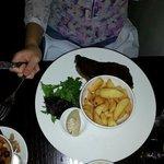 lovely sirloin steak
