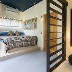 Water Villa Master Bedroom