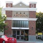 Artisan's new location