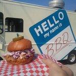 The Hello BBQ Truck