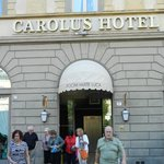 Formerly the Carolus Hotel