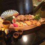 Kiku Boat & Hot Sake
