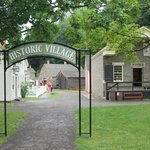 Entrance to Village