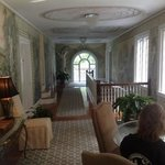 Interior second floor