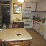 room 206 kitchen