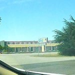 Sea Breeze INn-photo taken while in the car