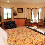 Suite Room - Two (2) elegant Suite Rooms with king size aero beds, with well designed interiors,